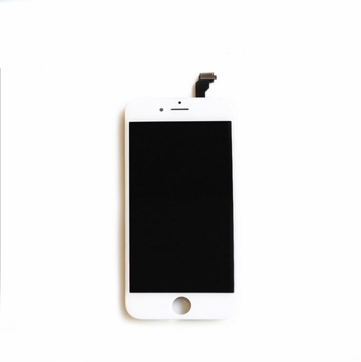 sung maby Ванильный белый black grade a lcd display touch digitizer complete screen with frame full assembly replacement for iphone 6 6s iphone 6 6s plu