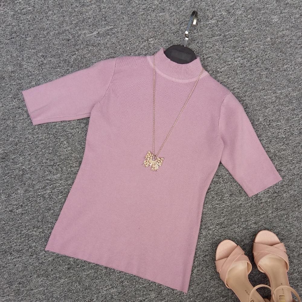 Sesibibi Розовый стандартный свитеры jack