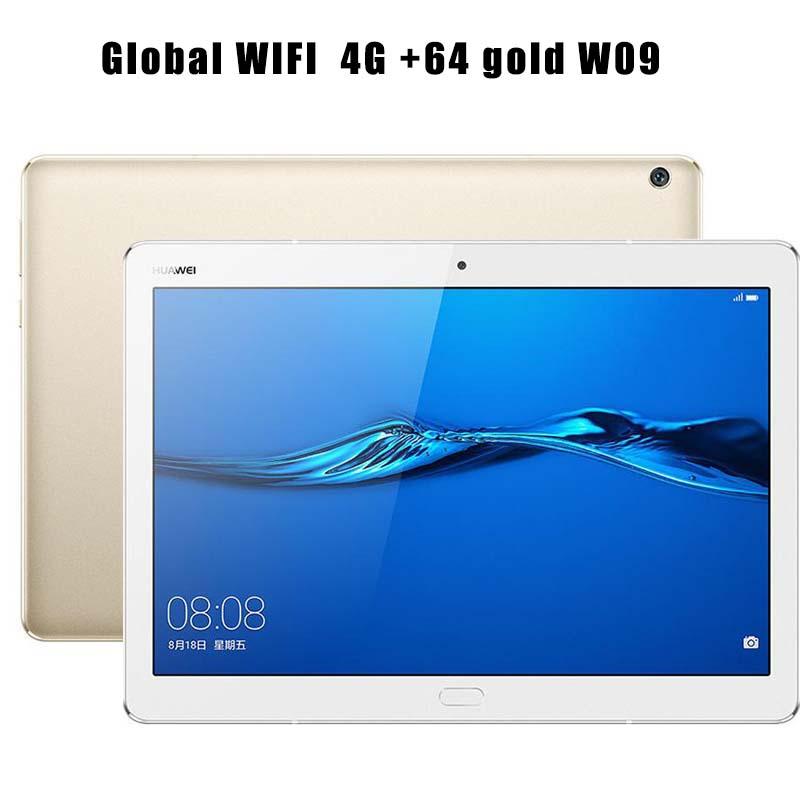 HUAWEI WIFI 4G 64G золотой huawei m3 4g 128g