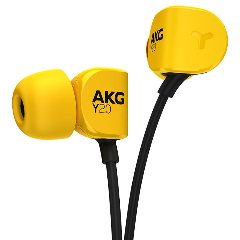 JD Коллекция желтый дефолт гарнитура akg y20u yellow