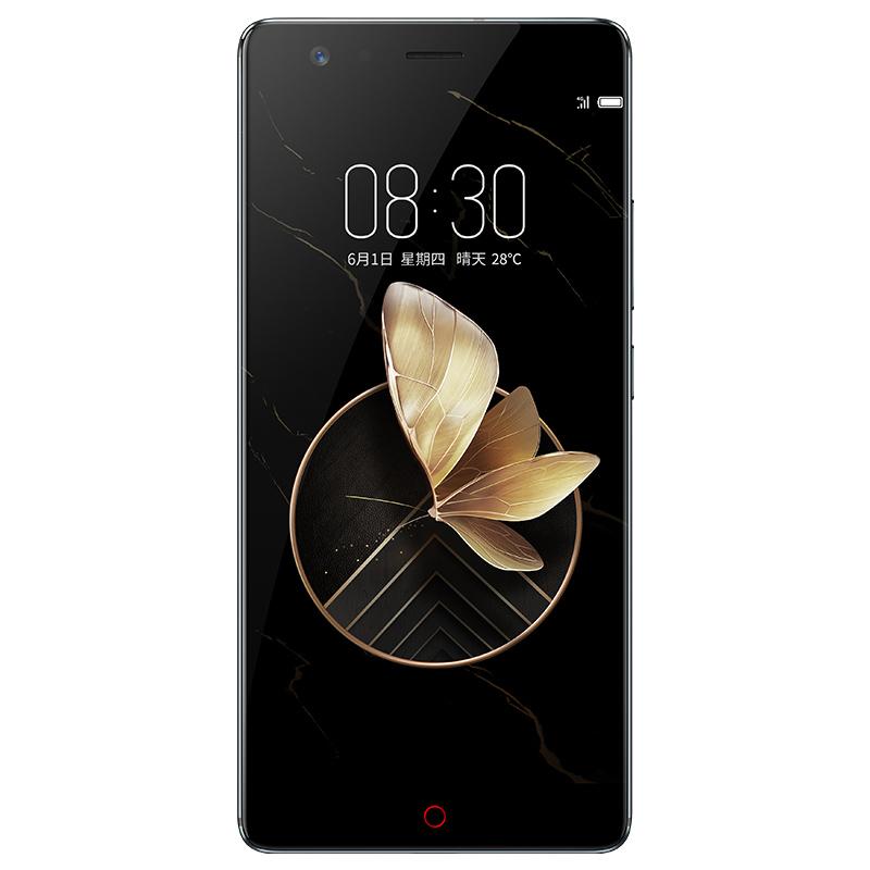nubia Черный 6GB64GB huawei nova lite 4gb 64gb китайская версия нужно root