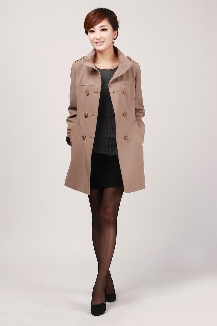 风衣外套女装新款l0821f图片
