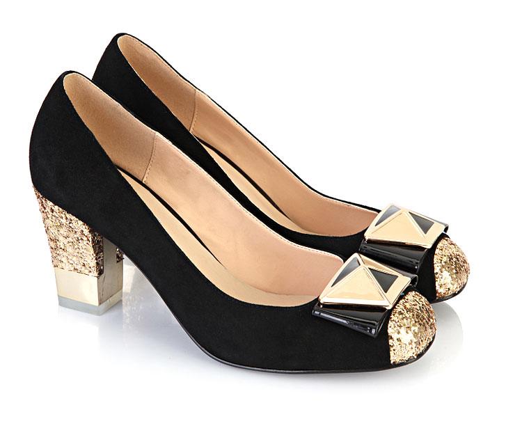 忆思美2013新款真皮女鞋子