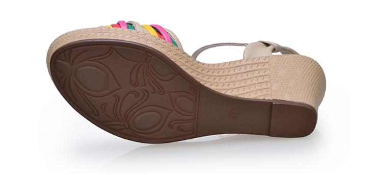 qibu奇步2013新款凉鞋