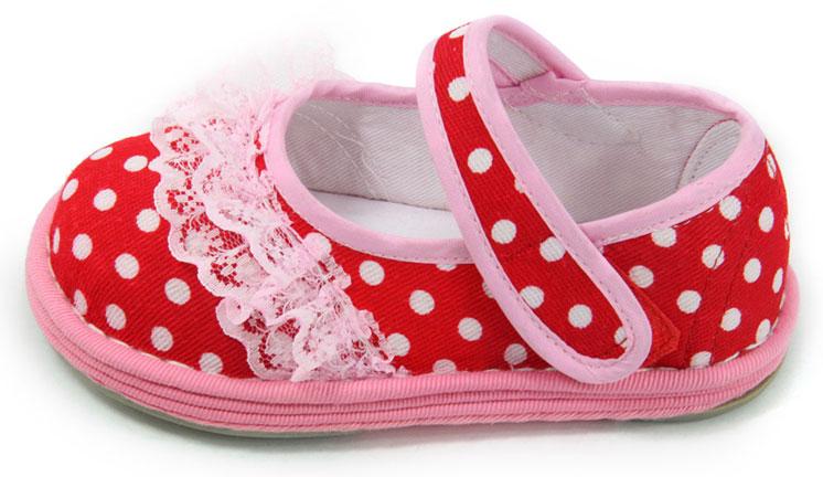 宝宝婴幼儿童 纯手工布鞋