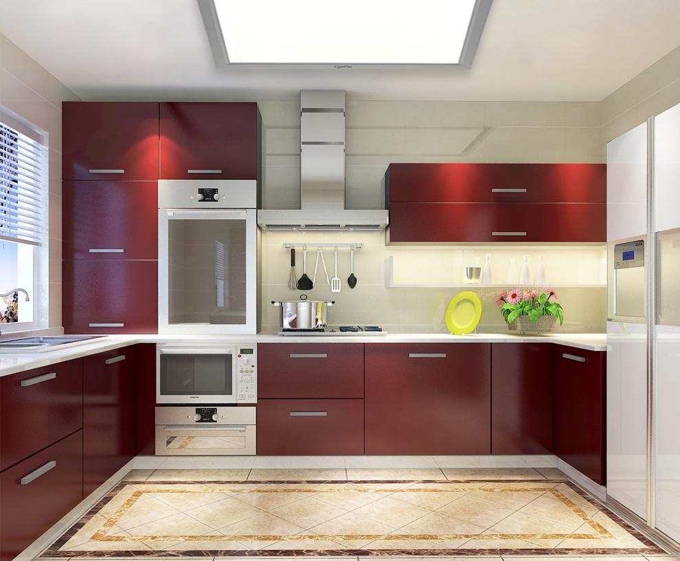 朗能嵌入式厨卫灯led集成吊顶灯厨房灯卫生间灯超薄平板灯具 银色 12w图片