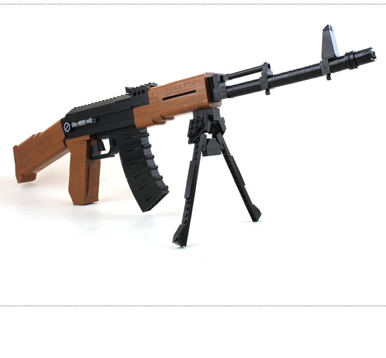 玩具突击步枪ak47