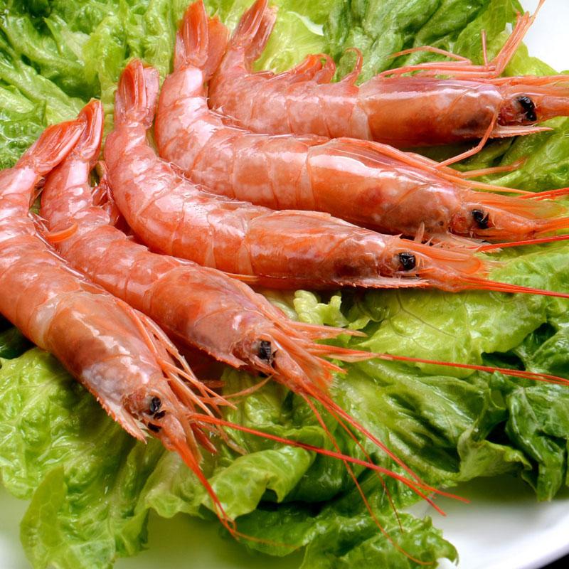 【蓝雪】阿根廷红虾L1 500g 冰冻大对虾 特大 鲜甜大虾
