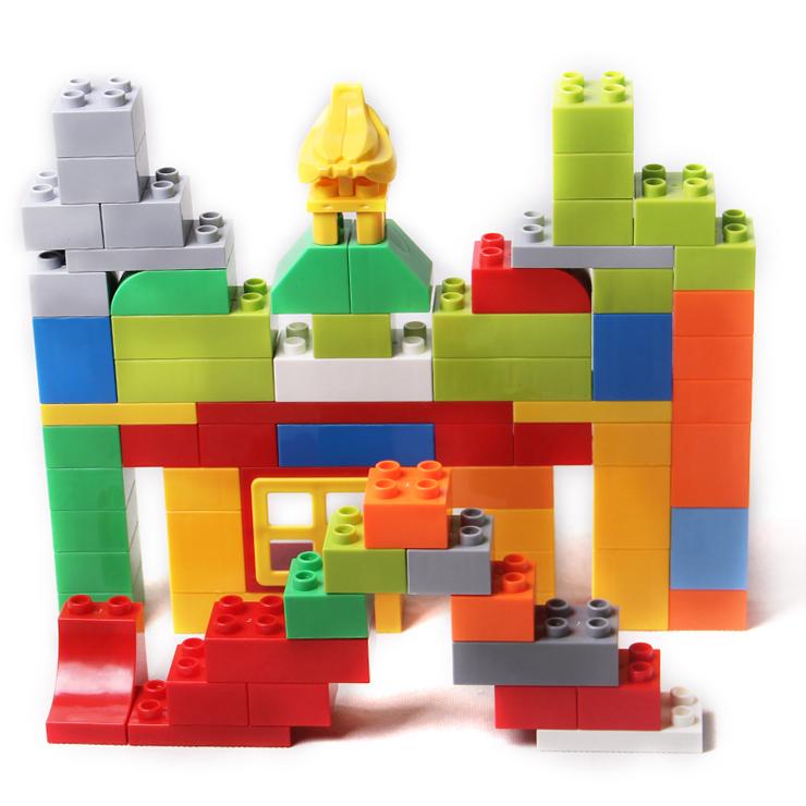 正品宏星 熊出没系列积木 儿童婴儿玩具积木 婴儿益智
