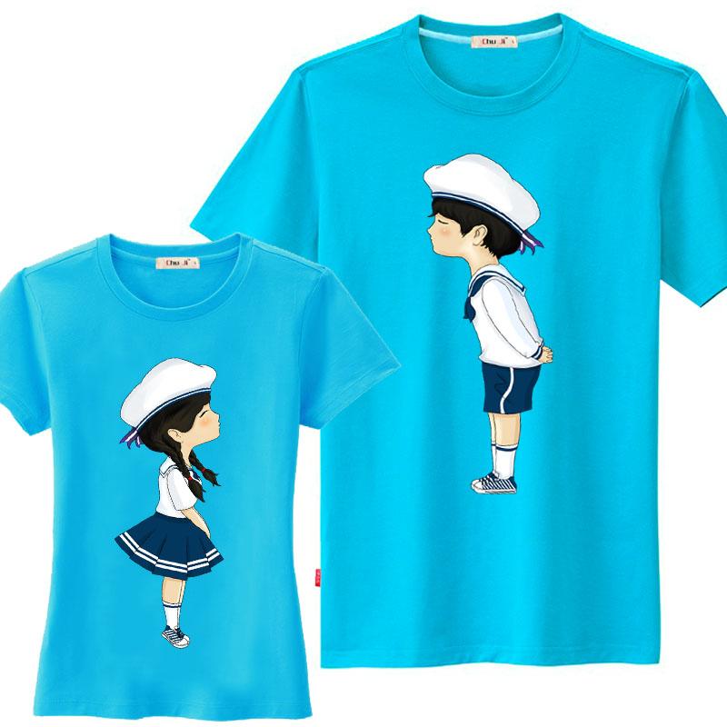小孩卡通t恤
