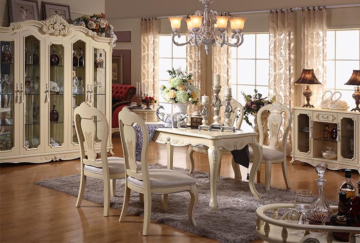 欧式2013新款长餐桌 欧式餐桌