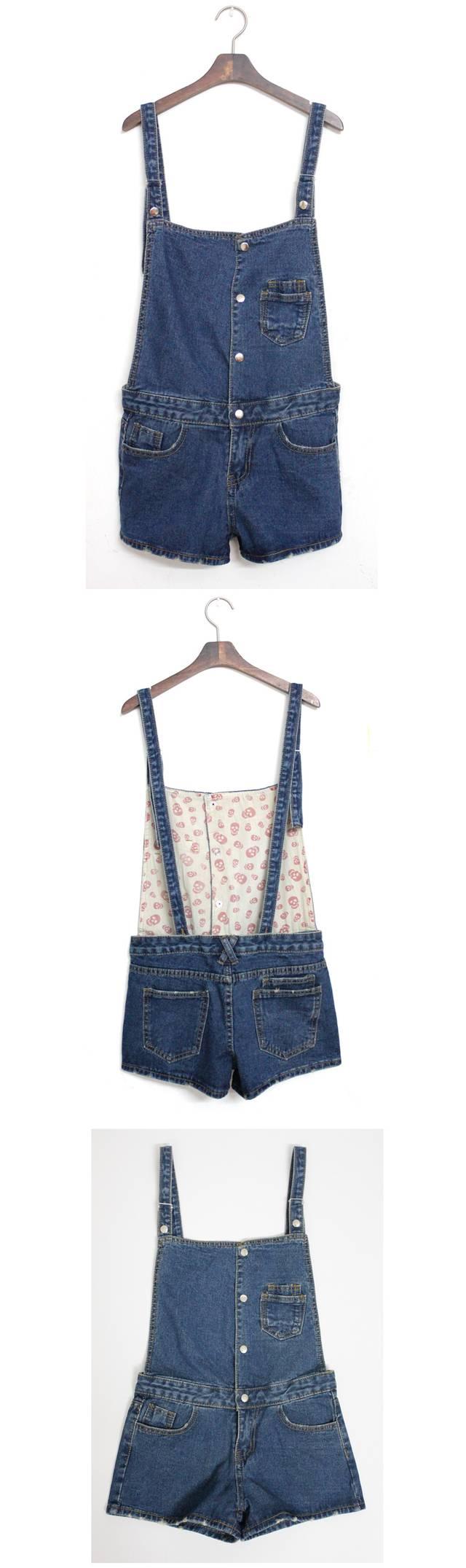 连体短裤2014新款