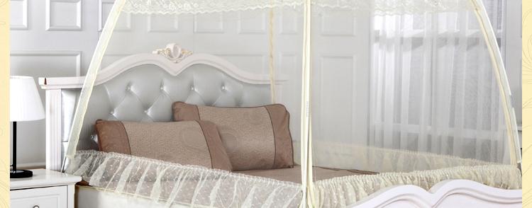 蚊帐 组装单个蚊帐