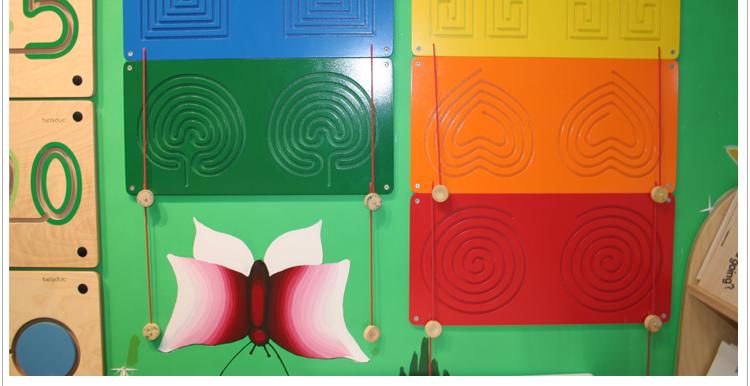 生日儿童节益智玩具 幼儿园墙面游戏3