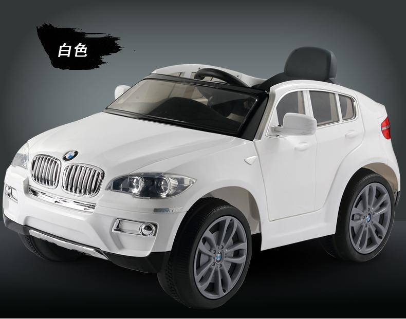 宝马x6儿童电动车