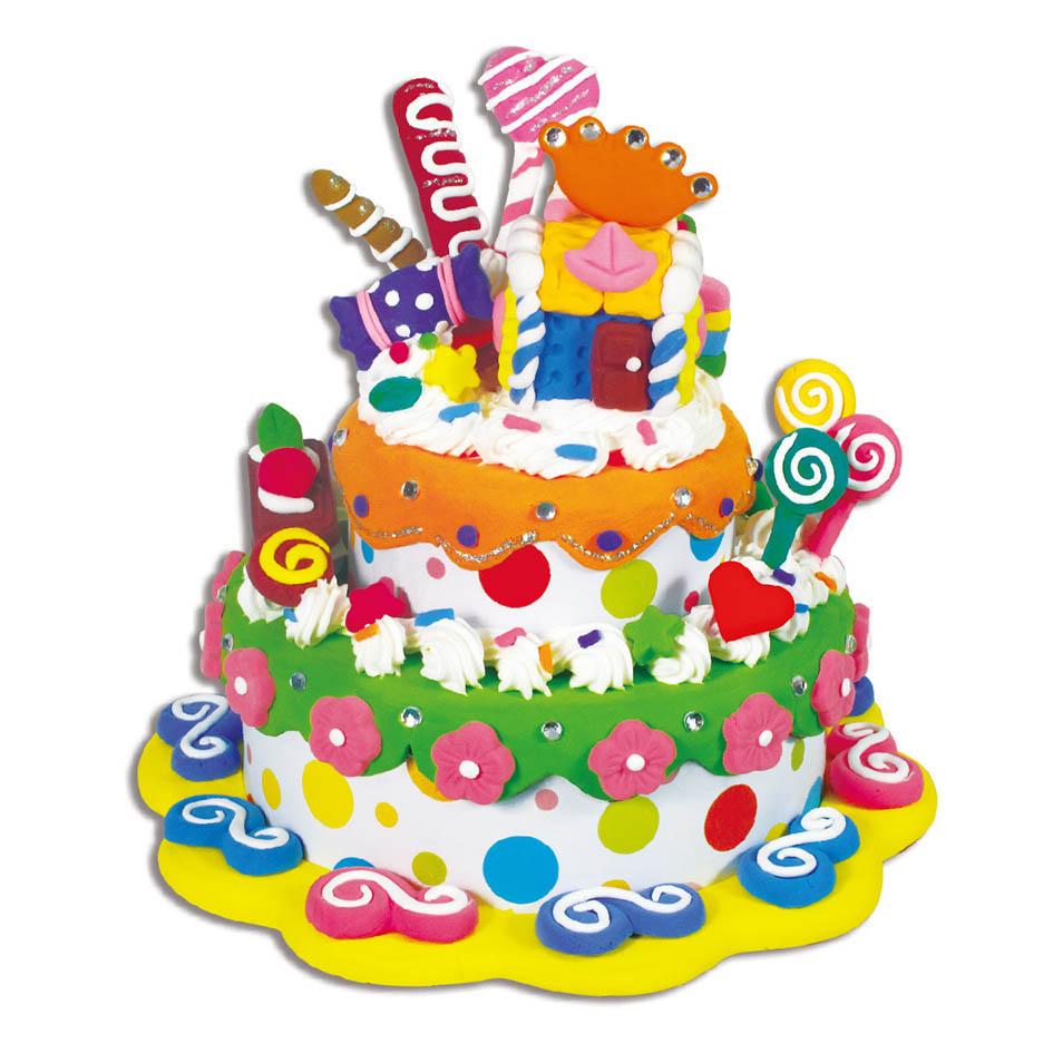 儿童diy蛋糕 宝宝/小朋友创意礼品