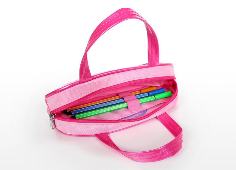 文具包笔袋大容量卡通铅笔袋学生 男女童文具包袋801图片