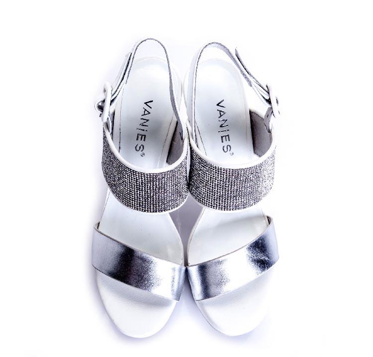 元】新款女凉鞋羊猄皮水