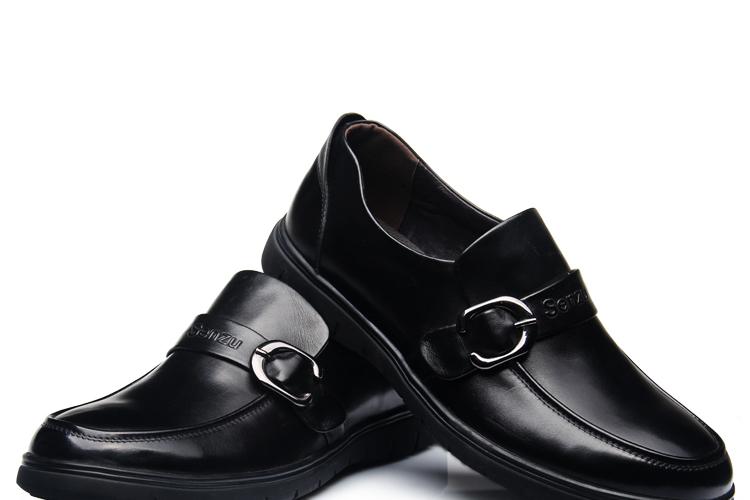 夏季英士正装皮鞋真皮时尚鞋