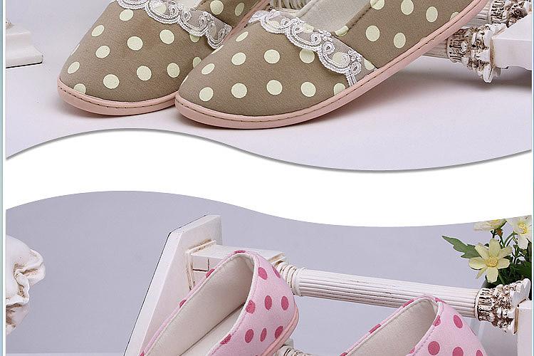 2014棉拖鞋图片