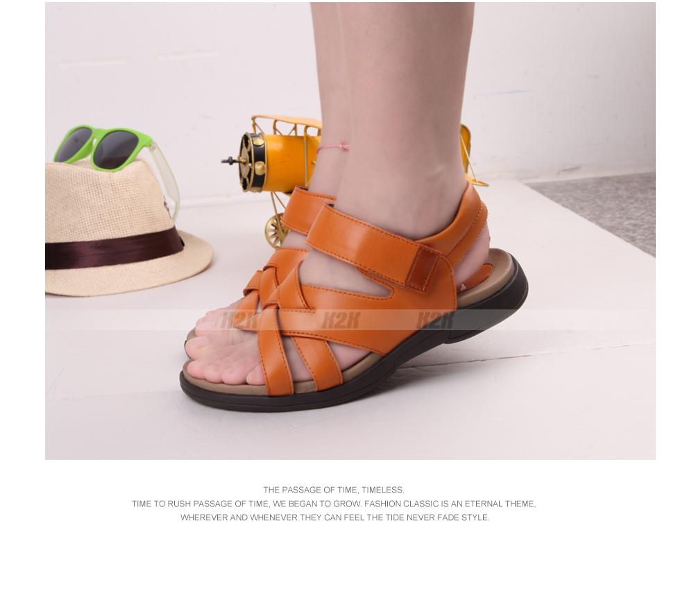 儿童男凉鞋 夏季男童凉鞋
