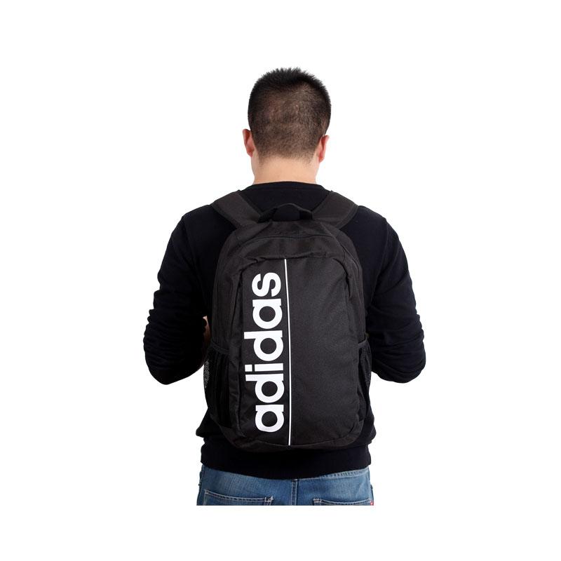 阿迪达斯adidas背包专柜正品2014春款中性休闲双肩包