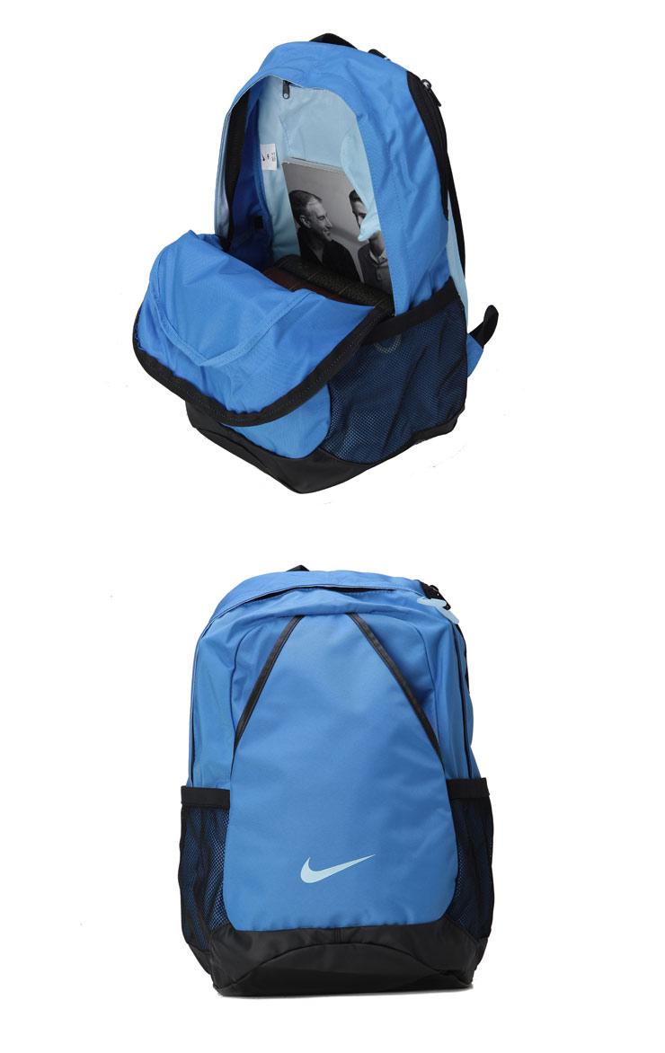 专柜正品耐克 新款女子双肩包书包背包ba4731-646