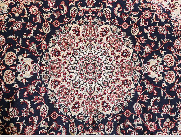 美式欧式高绒波斯 客厅茶几沙发书房卧室地毯