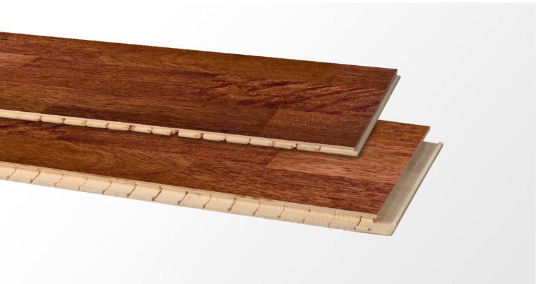 圣象地板 康逸三层 实木复合v5定制之