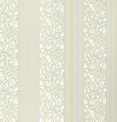 高档植绒欧式无纺布墙纸客厅背景