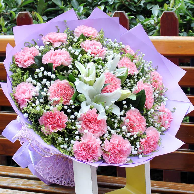 8  花 名 花 材 包 装 花 语          彼岸                   精心图片