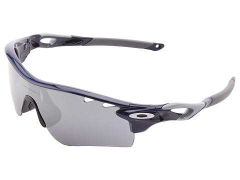 oakley radarlock path glasses iridium photochromic vented lens  radarlock polished navy
