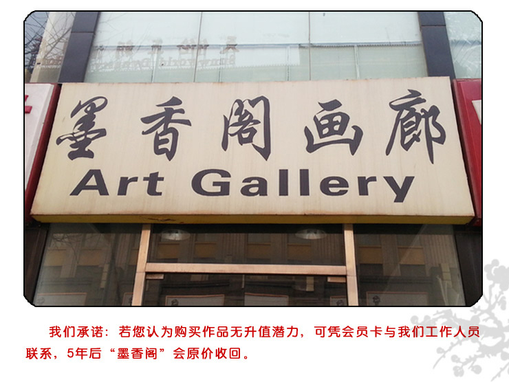 红梅花 四尺 国画