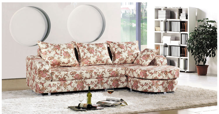 布艺沙发小户型组合转角客厅小型休闲沙发