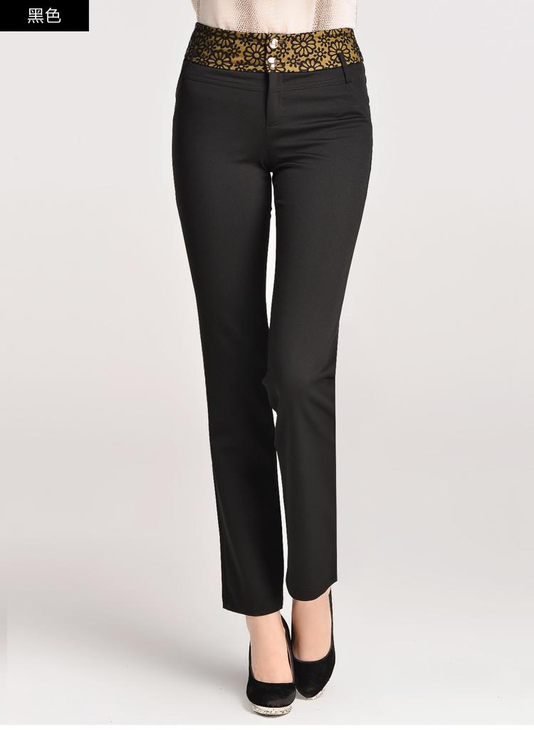 月亮人女裤 专柜正品 2013秋装新款