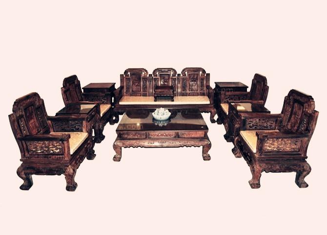 红木之家沙发