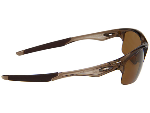 a frame oakley lenses  three-point fit that