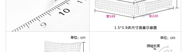 2米1衣柜尺寸设计图图片