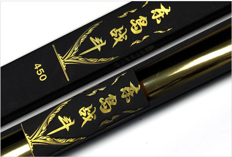 东岛战斗3h 3.6 4.5 5.4 5.7米超轻超硬碳素钓鱼竿鱼竿手竿战斗竿 4.