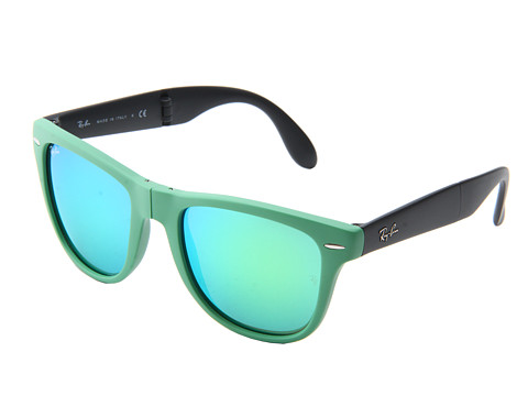 ray ban mirrored aviators  these mirrored