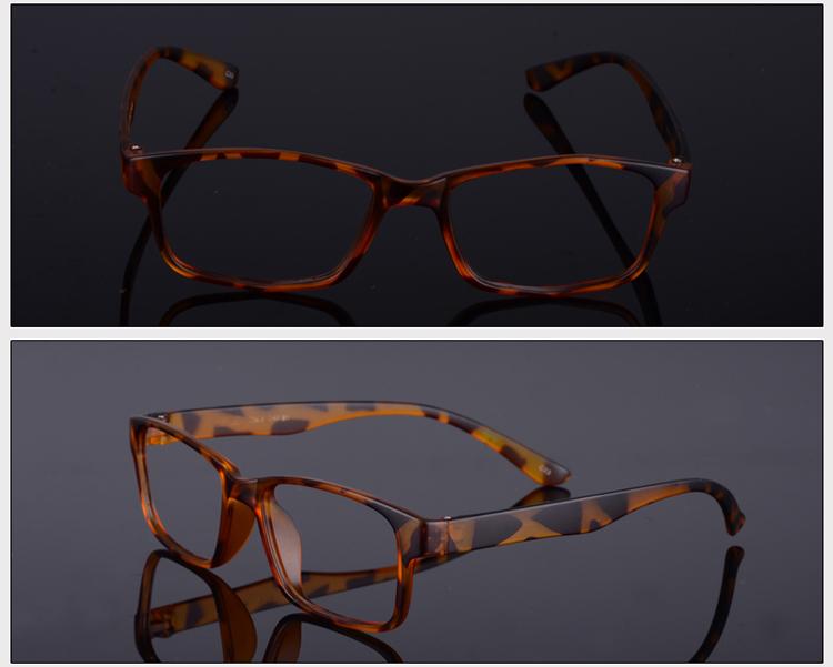 时尚纯钛近视眼镜架男士运动眉线款眼镜框1280t图片