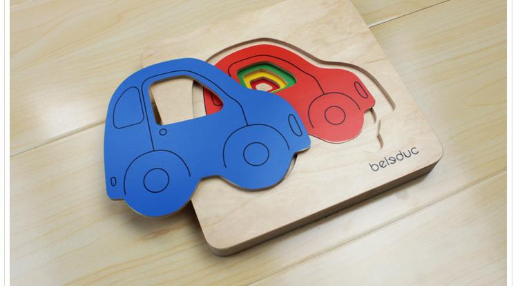 儿童益智玩具3d立体拼