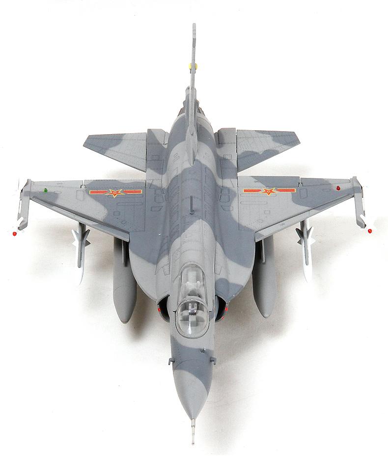 特尔博 1:48枭龙战斗机飞机模型 仿真合金模型 军事模型 家居装饰品