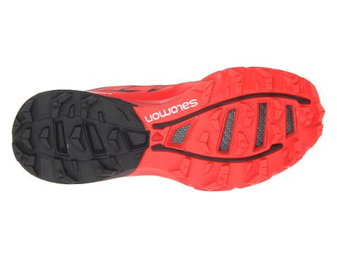 越野跑鞋鞋底的功能性-酸酸的桔子