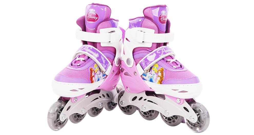 迪士尼轮滑鞋儿童套装