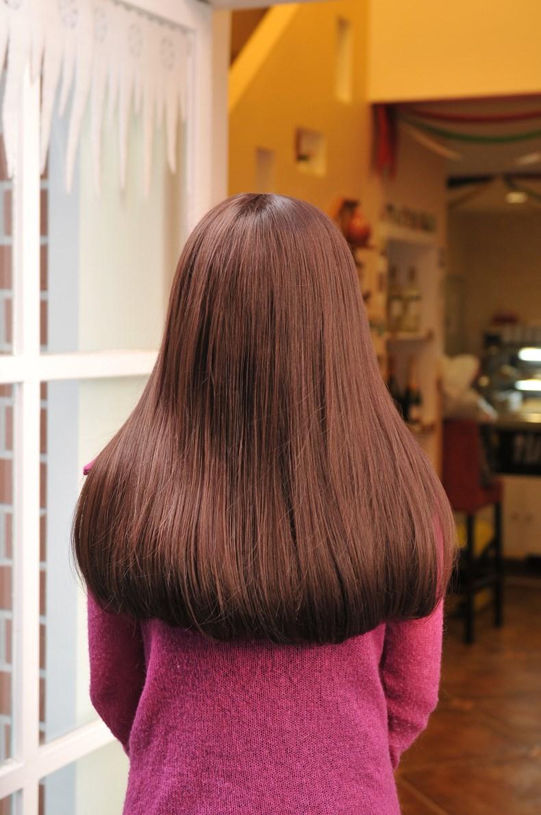 发型图片女中长发微卷 微卷发型女中长发韩式 发型女中长发卷图片