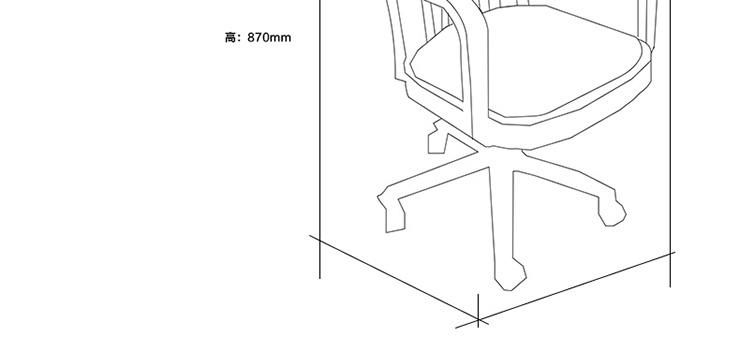 椅子设计图手绘说明