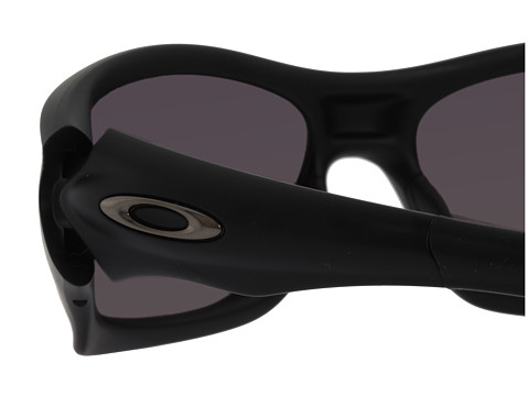 oakley matte black sunglasses  oakley