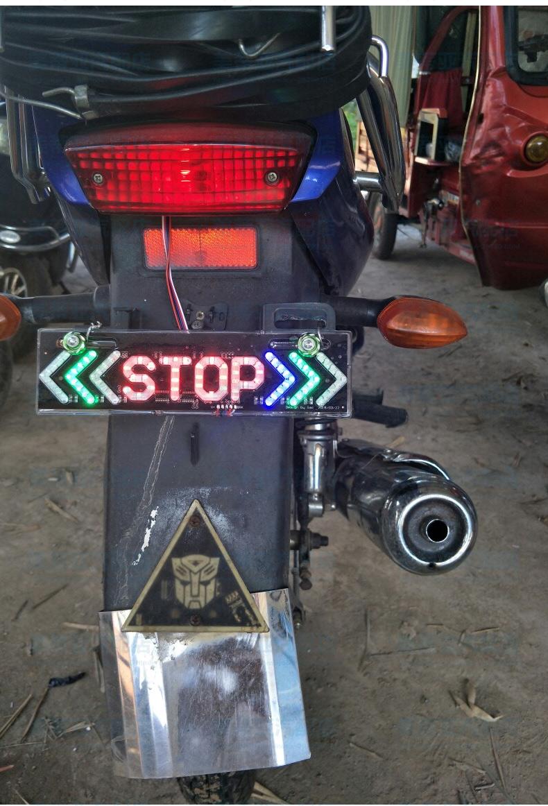 热卖两轮cg125踏板摩托车方形高亮大灯后外壳总成包邮zj125车型 xf125