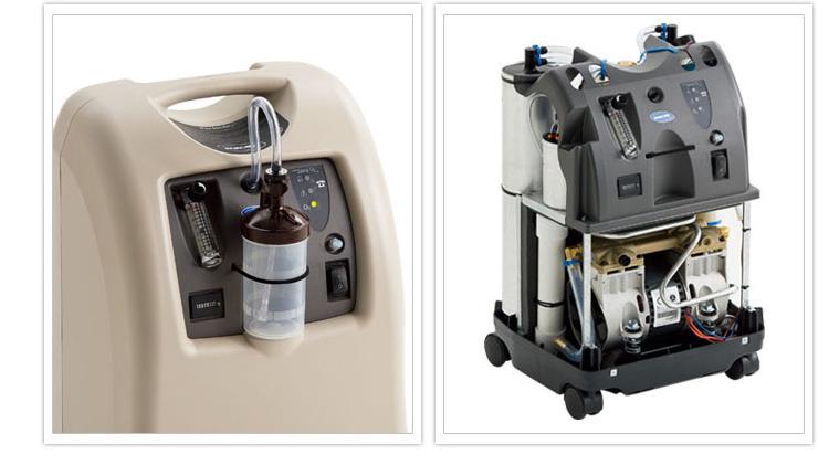英维康制氧机 家用老人氧气吸氧机医用级 irc5lx02awq